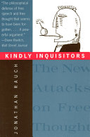Kindly Inquisitors