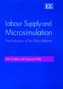 Labour Supply and Microsimulation
