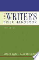 The Writer's Brief Handbook