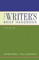 The Writer s Brief Handbook