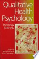 Qualitative Health Psychology