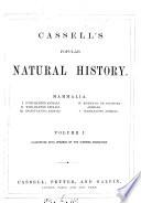 Cassell s popular natural history