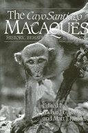 Pdf Cayo Santiago Macaques, The Telecharger