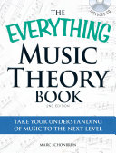 link to The everything music theory book with CD : take your understanding of music to the next level in the TCC library catalog
