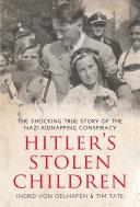 Pdf Hitler's Stolen Children Telecharger