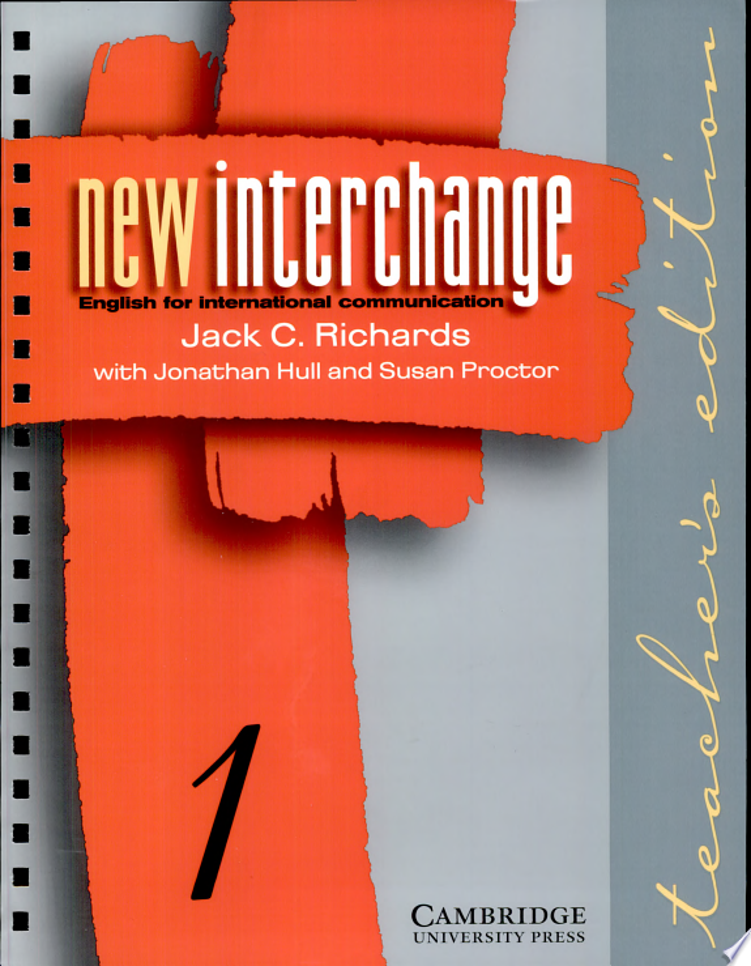 New Interchange Teacher s Edition 1