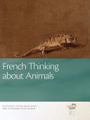 French Thinking about Animals