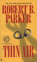 Thin Air Book
