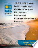 1997 6th IEEE International Conference on Universal Personal Communications