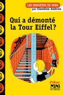 Pdf Qui a démonté la tour Eiffel ? Telecharger