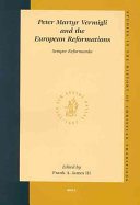 Peter Martyr Vermigli And The European Reformations