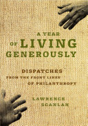 A Year of Living Generously Book