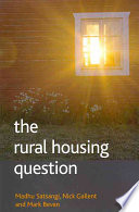 The Rural Housing Question