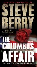 The Columbus Affair: A Novel (with bonus short story The Admiral's Mark) Pdf