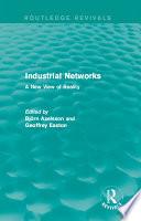 Industrial Networks Routledge Revivals