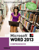Microsoft Word 2013  Comprehensive