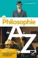 Pdf La philosophie de A à Z (nouvelle édition) Telecharger