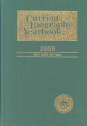 Current Biography Yearbook 2009