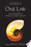Read Online One Law Epub