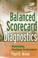 Balanced Scorecard Diagnostics