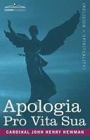 Apologia Pro Vita Sua Pdf/ePub eBook