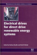 Electrical Drives for Direct Drive Renewable Energy Systems Book