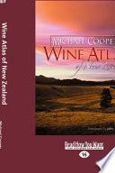 Wine Atlas of New Zealand Book