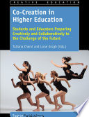 Co Creation in Higher Education Book PDF
