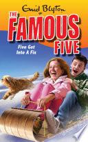 Five Get Into A Fix