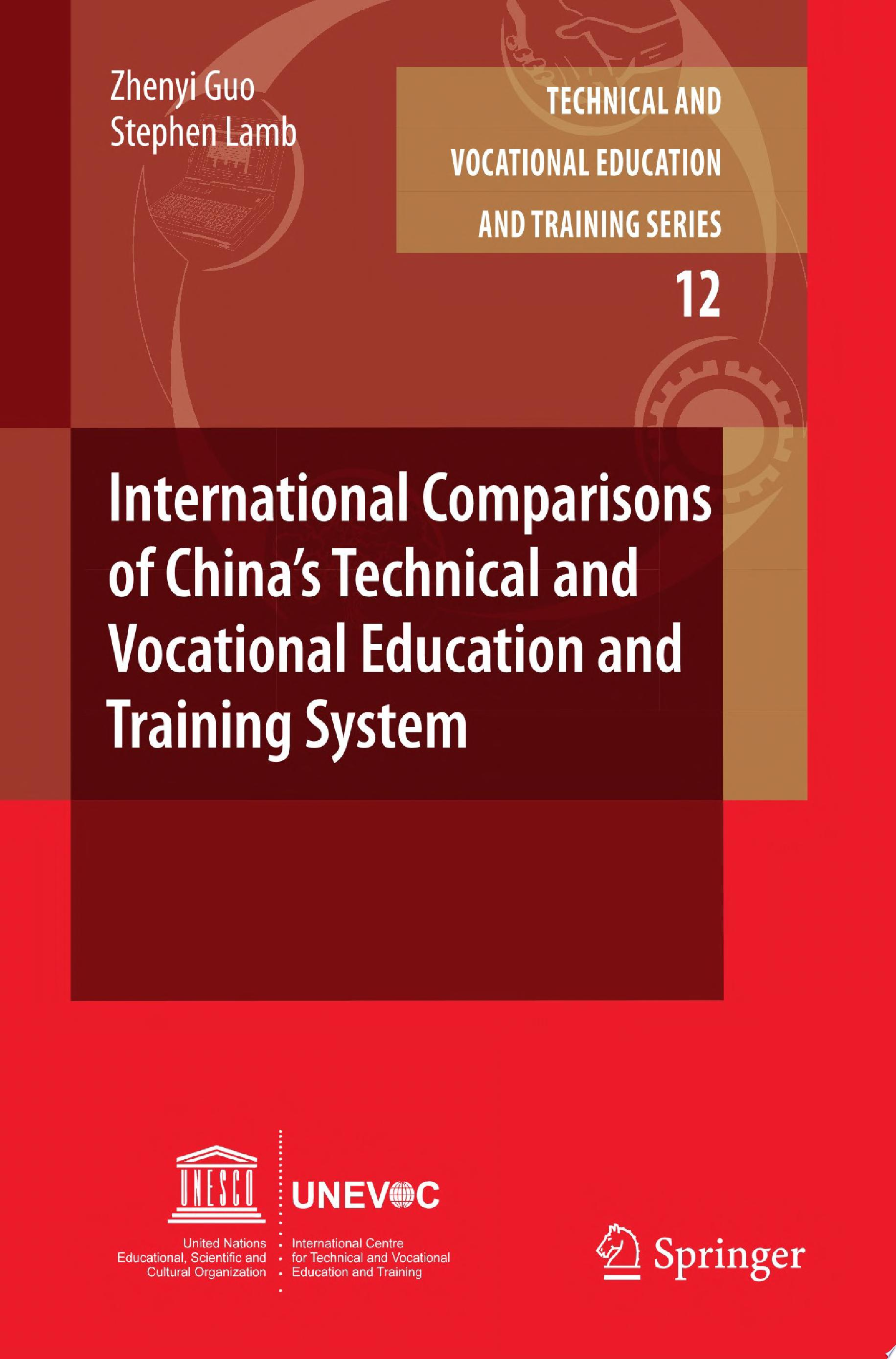 International Comparisons of China   s Technical and Vocational Education and Training System