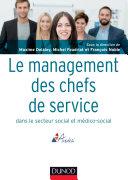 Pdf Le management des chefs de service dans le secteur social et médico-social Telecharger