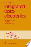 Integrated Optoelectronics Book