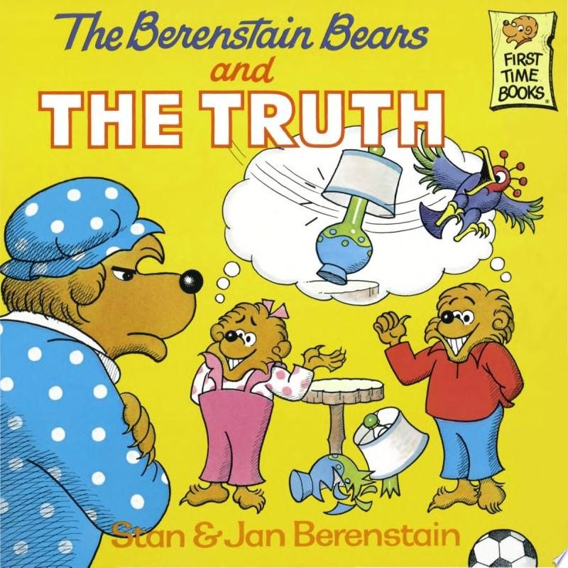 The Berenstain Bears and the Truth banner backdrop