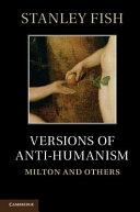 Versions of Antihumanism