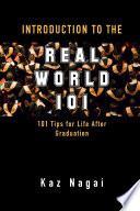 Introduction to the Real World 101