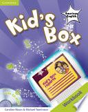 Kid S Box American English Level 6 Workbook With Cd Rom