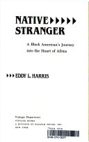 Native stranger