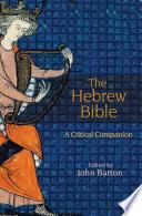 The Hebrew Bible