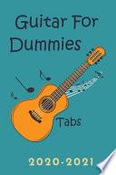 Guitar For Dummies Tabs 2020-2021