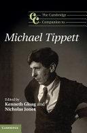 The Cambridge Companion to Michael Tippett