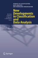 New Developments in Classification and Data Analysis