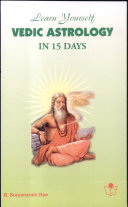 Learn yourself vedic astrology in 15 days