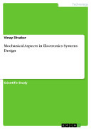 Mechanical Aspects in Electronics Systems Design