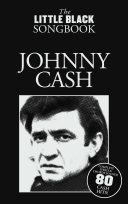 The Little Black Songbook: Johnny Cash Pdf/ePub eBook