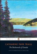 Penguin Black Classics Backwoods Of Canada