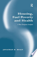 Housing Fuel Poverty And Health