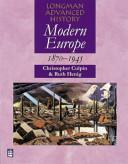 Modern Europe 1870-1945