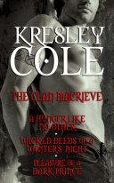 Kresley Cole Immortals After Dark: The Clan MacRieve