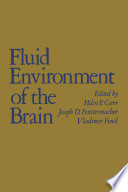 Fluid Environment of the Brain Book
