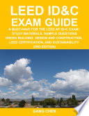 LEED ID&C Exam Guide